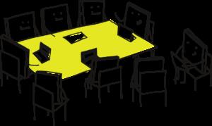 Discussion de groupe @ Site de Vinet Institut et Haute Ecole de la Santé La Source